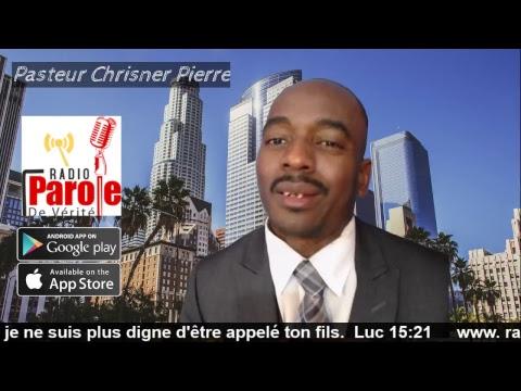 Les bienfaits de la conscience - Pasteur Chrisner Pierre thumbnail