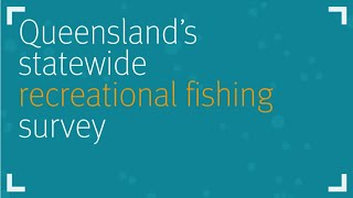 How we use statewide recreational fishing survey results