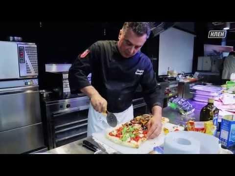 Мастер-класс итальянских шеф-поваров по приготовлению блюд на профессиональном оборудовании