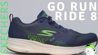 Skechers GO Run Ride 8 First Impressions