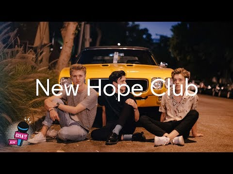 New Hope Club | Ticketmaster Chat (Interview)