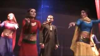 Say Shava Shava - Dance group Lakshmi (concert in Catharsis)