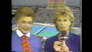 Olympics - 1984 Los Angeles - ABC Profile - Synchronized Swimming & Ester Williams  imasportsphile
