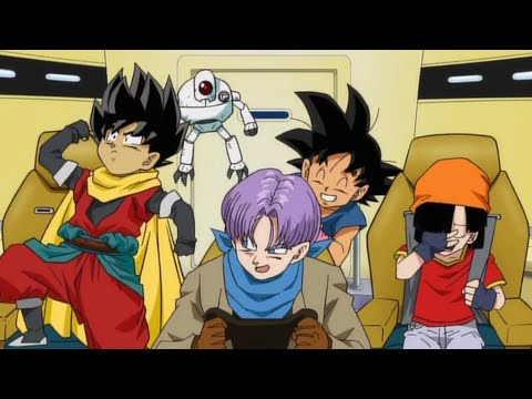 Dragon Ball Heroes Galaxy Mission - Opening