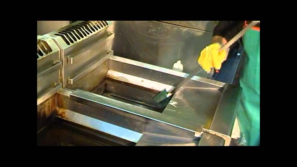 fry filter machine
