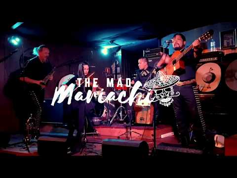 The Mad Mariachi - Live music Brisbane