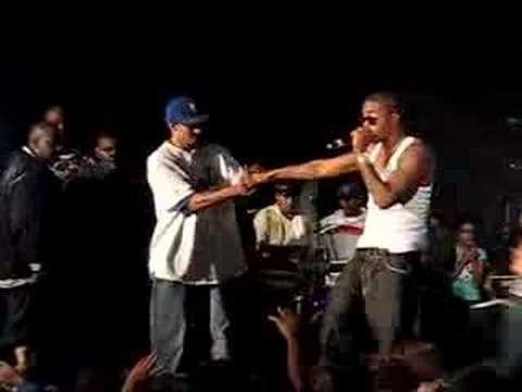 Nas - Surviving The Times/Eye For An Eye/Made You Look