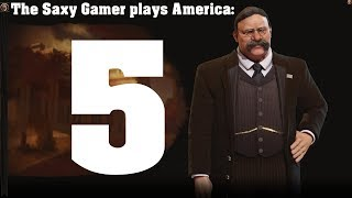 Part 5   Civilization V  Gathering Storm As America