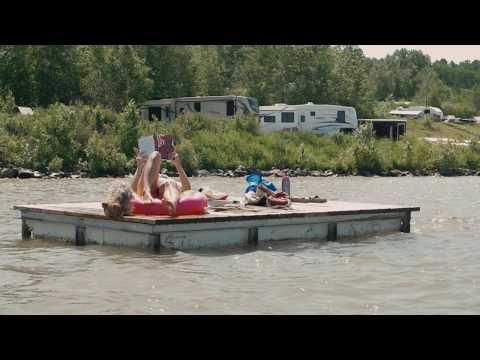 Exploring Nipawin and Camping at Tobin Lake