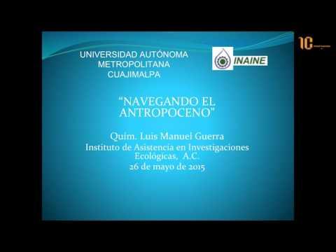 Navegando el Antropoceno
