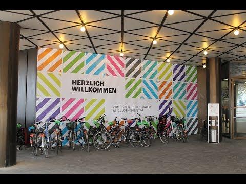 Deutscher Kinder- und Jugendhilfetag 2017 (DJHT) - ein Video der Backhaus Kinder- und Jugendhilfe