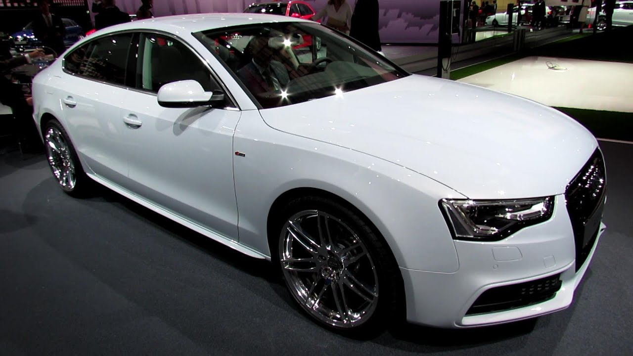 2014 Audi A5 Sportback Exterior And Interior Walkaround