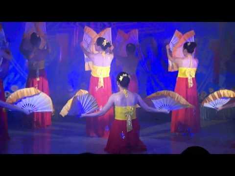 Múa Ngợi ca quê hương - GV Khoa Du lịch Ngoại ngữ - ĐH Sao Đỏ