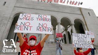 L.A. renters hit new levels of rage under coronavirus