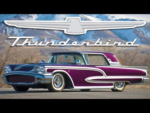 FORD THUNDERBIRD 1958-2005 | История Форд Тандербёрд Часть#2