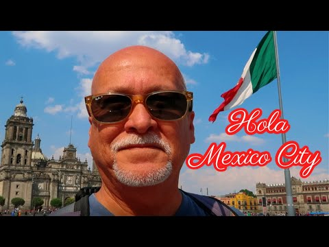 Hola Mexico City (Discover the Mexican capital through exploration)