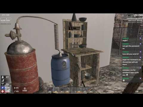 7 Days to Die | Alpha 16 | Broken Ankle | Community Server! (Twitch Livestream Replay)
