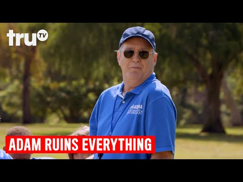 Adam Ruins Everything - Why You Don't Need 8 Glasses of Water a Day