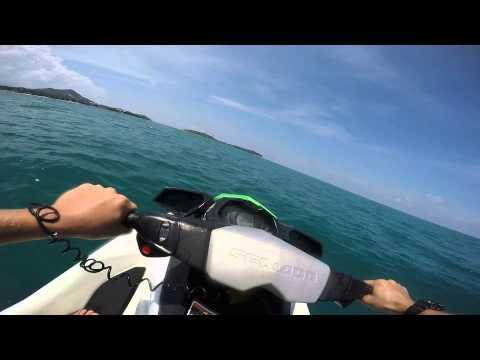 Sea Doo GTS 130 Jet Ski