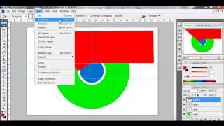 Cara Membuat Logo Google Chrome Dengan Photoshop