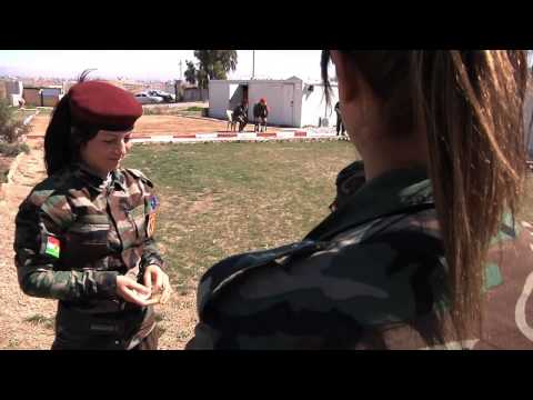 Peshmerga: Women Warriors of the Kurdistan
