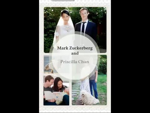 Love Story of Mark Zuckerberg and Priscilla Chan