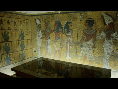 Mysteries of Tutankhamun's tomb - Tutankhamun: The Truth Uncovered - Preview - BBC One