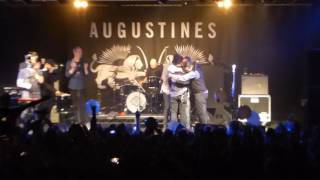 Augustines - Cruel City & Band Finale - Farewell Gig Live @ Liverpool Academy - 31-10-2016