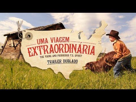 Uma Viagem Extraordinária - Trailer dublado [HD]