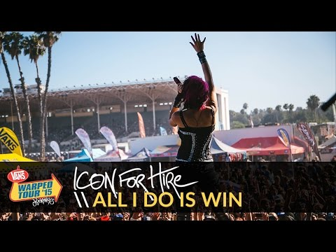 Icon for Hire - All I Do Is Win (Cover) (Live 2015 Vans Warped Tour)