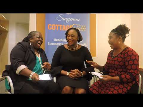 Short Interview With The Honourable Juliet Holness #Jamaica