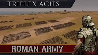 Total War: Rome II - Triplex Acies (Military Tactics)