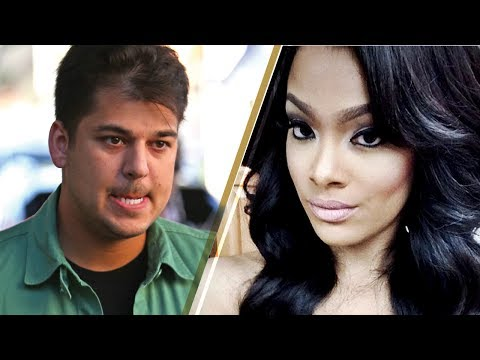 who is rob kardashian dating july 2018