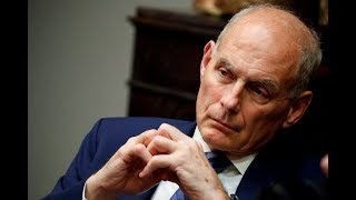 Trump's chief of staff John Kelly leaving White House by year's end., From YouTubeVideos