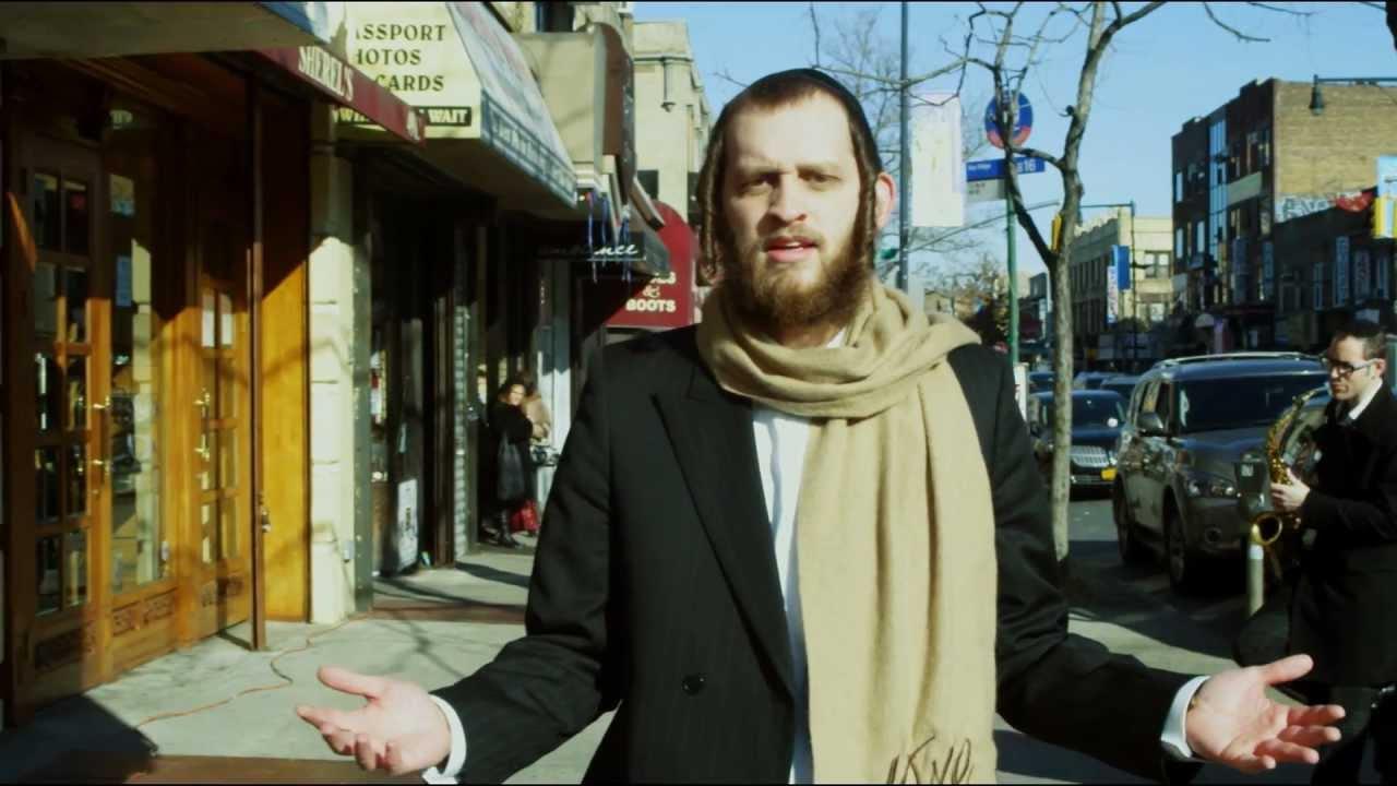 """Aleh Katan"" Shimmy Engel feat: Yishai Lapidot - Official Music Video"