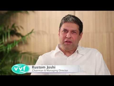 Rustom Godrej Joshi: Chairman & Managing Director Of VVF Group.