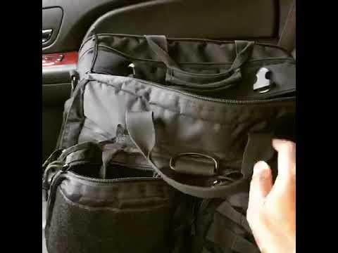 Ultimate Patrol Bag For Police First Responders