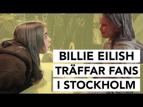 FANKAOS & TÅRAR MED BILLIE EILISH