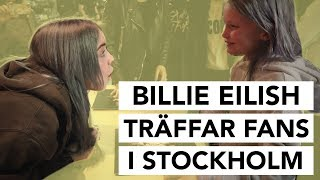 FANKAOS & TÅRAR MED BILLIE EILISH