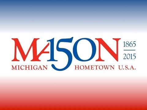 Mason 150 Anniversary Ceremony - 3/9/2015