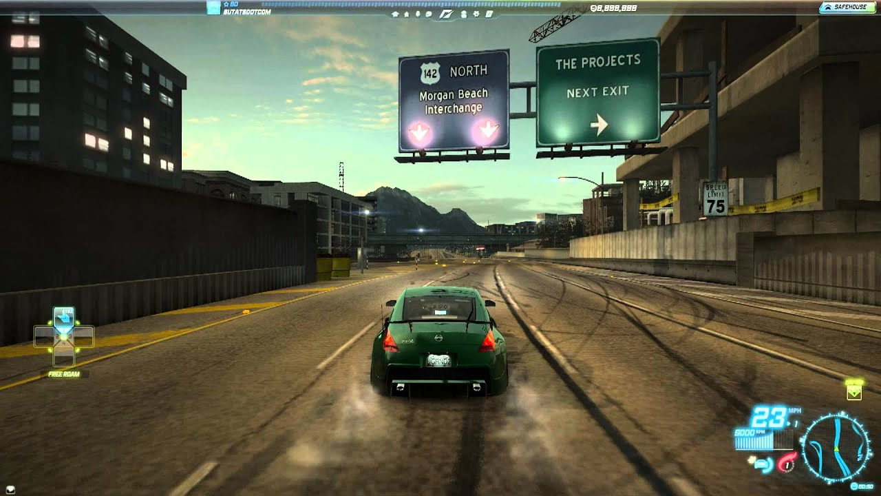 Need For Speed World Nissan 350Z Need For Speed ...