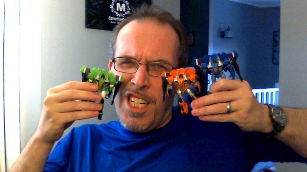 GotBot Goes Live: Transformers News, Custom Legends Seekers, Universal Collision Preview and More