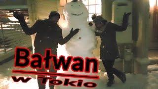 Bałwan w Tokio