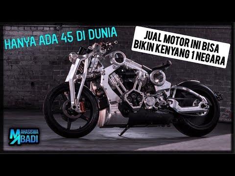 8 MOTOR TERMAHAL DAN TERLANGKA DALAM SEJARAH YANG BAKAL BIKIN KALIAN LANGSUNG PENGEN BELI !!!