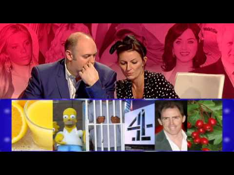 The Big Fat Quiz Of The Year 2008 (Part 2)
