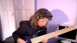 roland vb 99 demo a small improv by harry den hartog on a f bass bn6