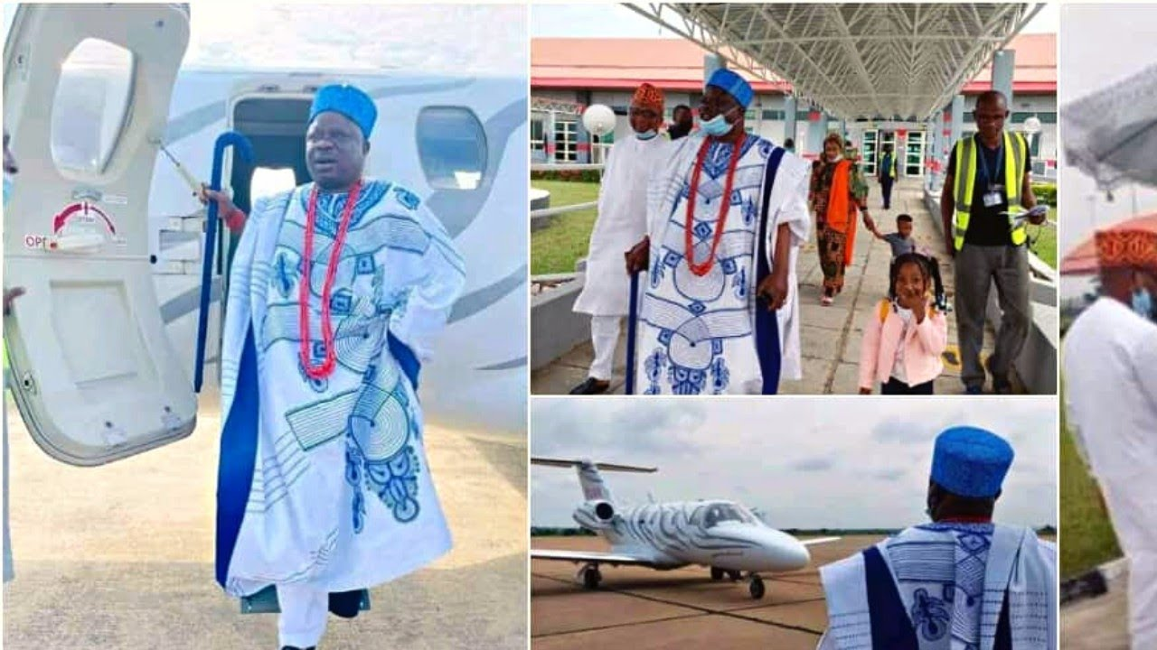 Download SHOCKING AS OFFA CHALLENGE OLOFA OF OFFA AFTER BUYING PRIVATE JET