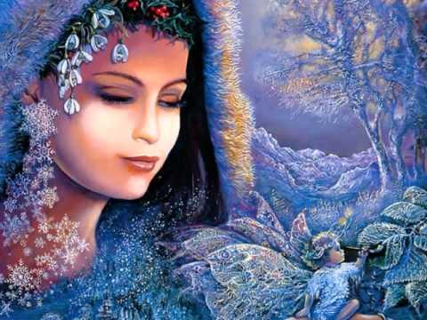 Pintura esotérica-Chakras 2 musica ambiental.wmv
