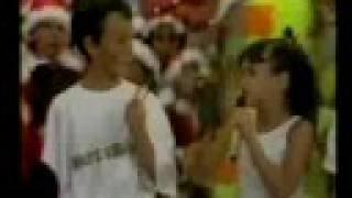 Trem da alegria canta  Macarrone no Xou da Xuxa 1989
