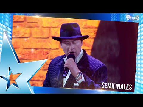 ¡BERNARDO cantó La Cumparsita y pasó a la FINAL!